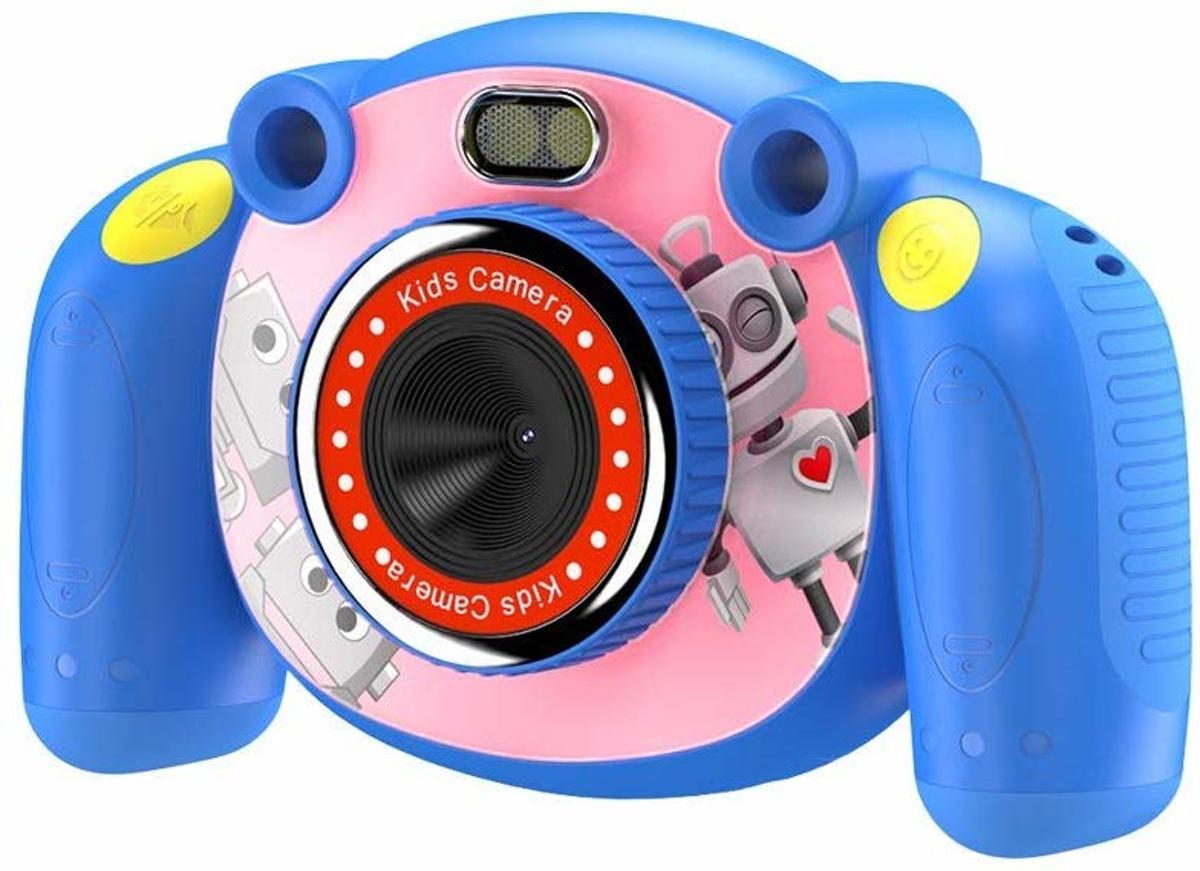 Kindercamera - Fototoestel Kind - Kinder Fotocamera - Speelgoed Camera - Digitale Kindercamera - Nieuw Model 2019