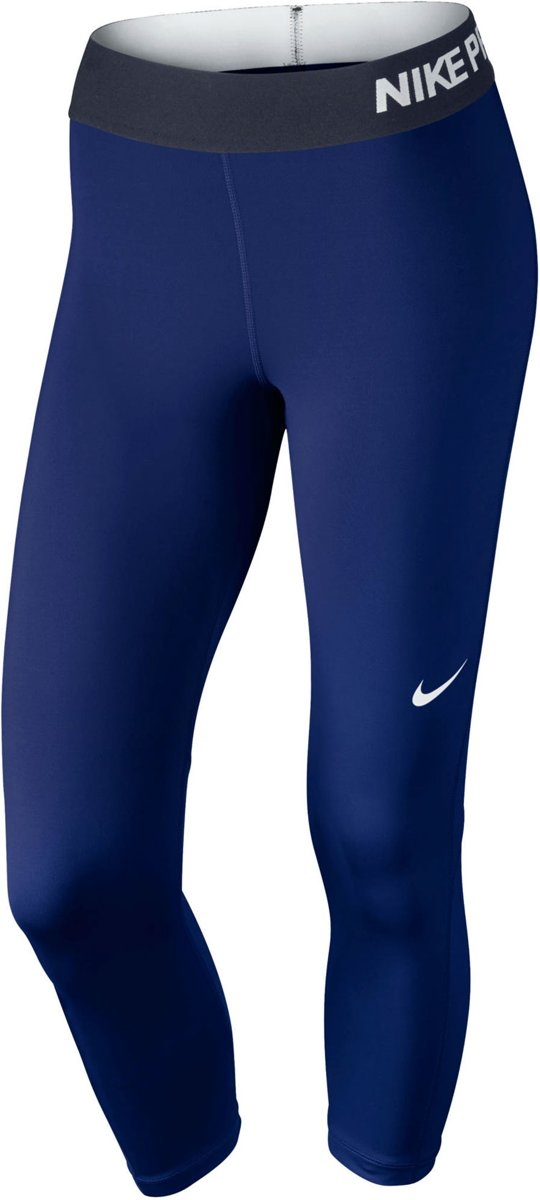 Nike Dri Fit Pro Hypercool Capris Print With Ease