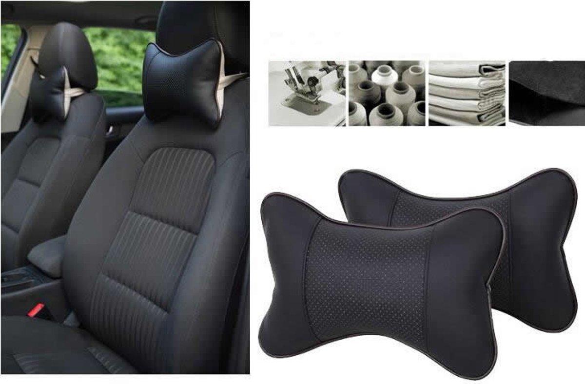 Ergonomisch kussen autostoel: autostoel kussen rugkussen auto