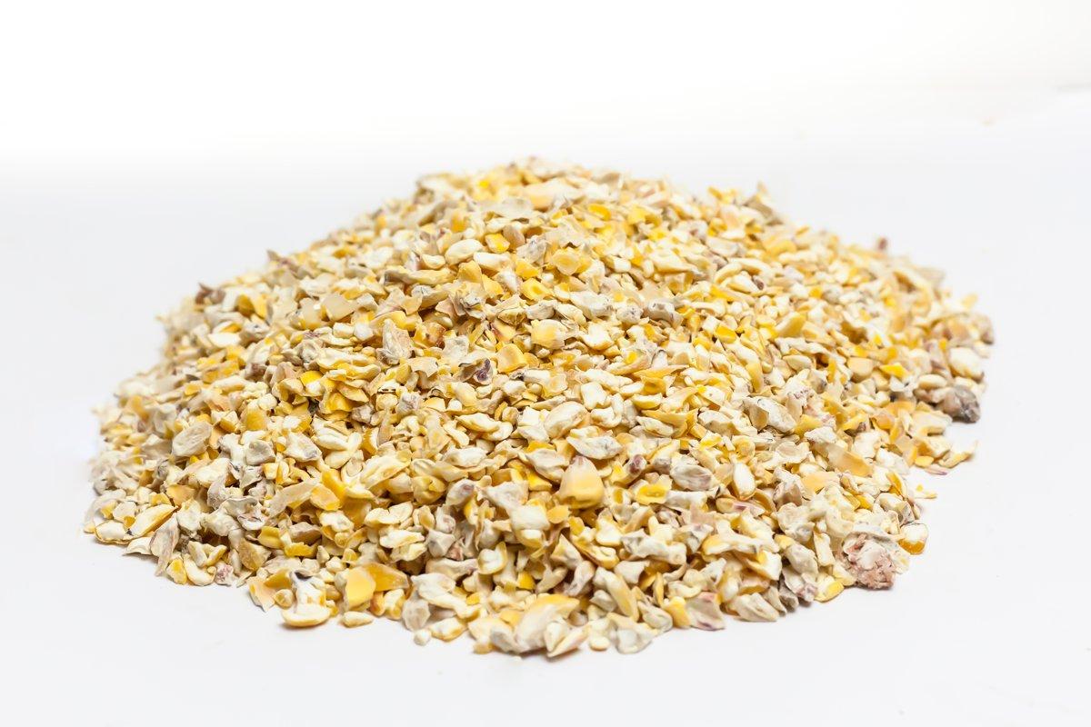 Gebroken Mais | Maisgrutten Geschoond 18kg