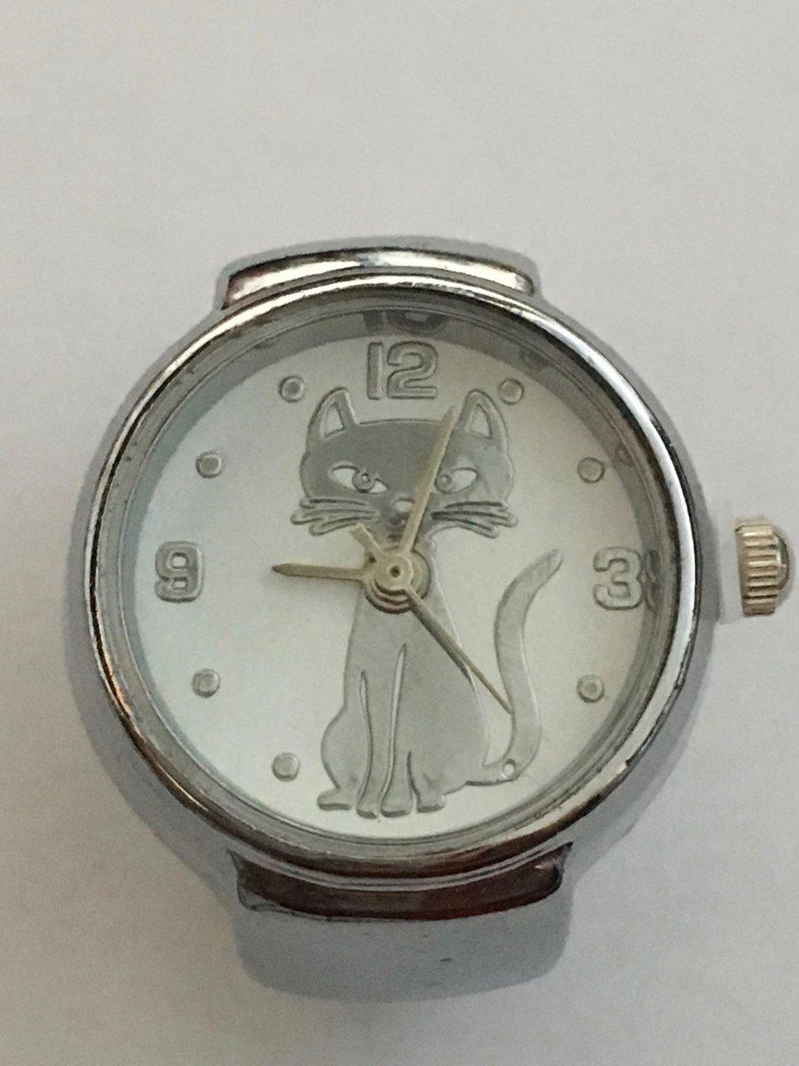Horlogering 63 kat zilverkleurig kopen