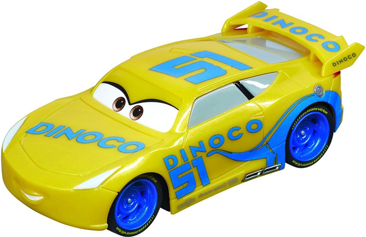 Carrera GO!!! Disney·Pixar Cars 3 Dinoco Cruz - Racebaanauto