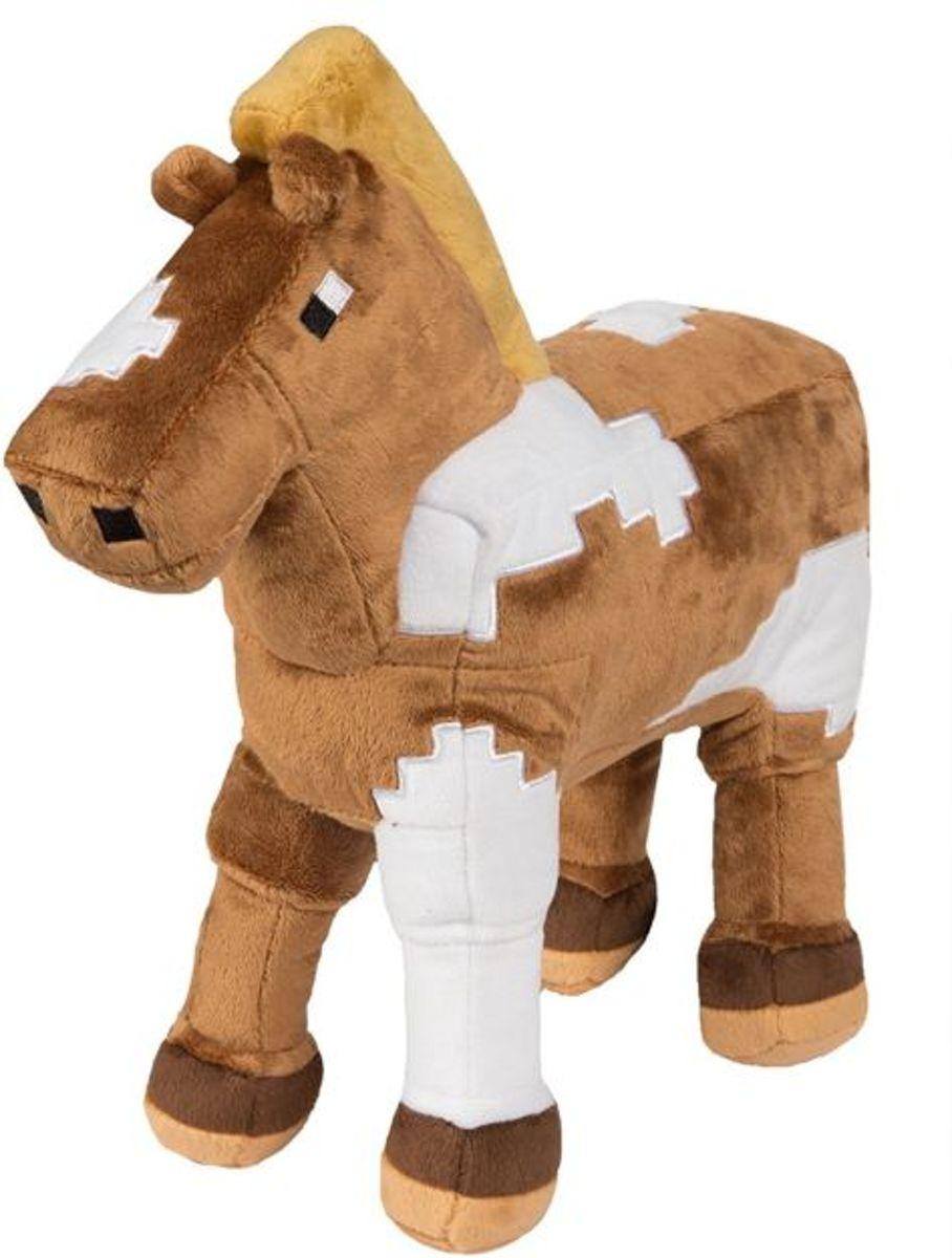 MINECRAFT - Pluche Horse - 33cm