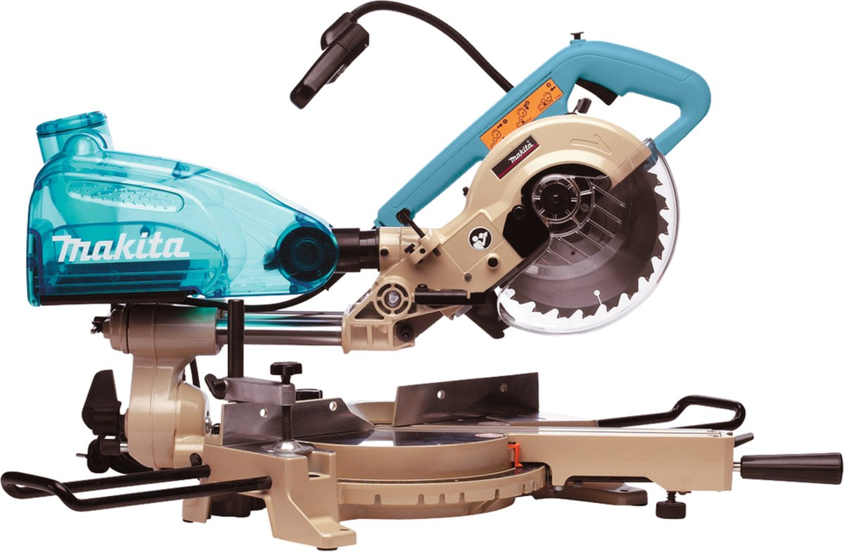Makita 230V afkortzaag 190 mm LS0714FLB