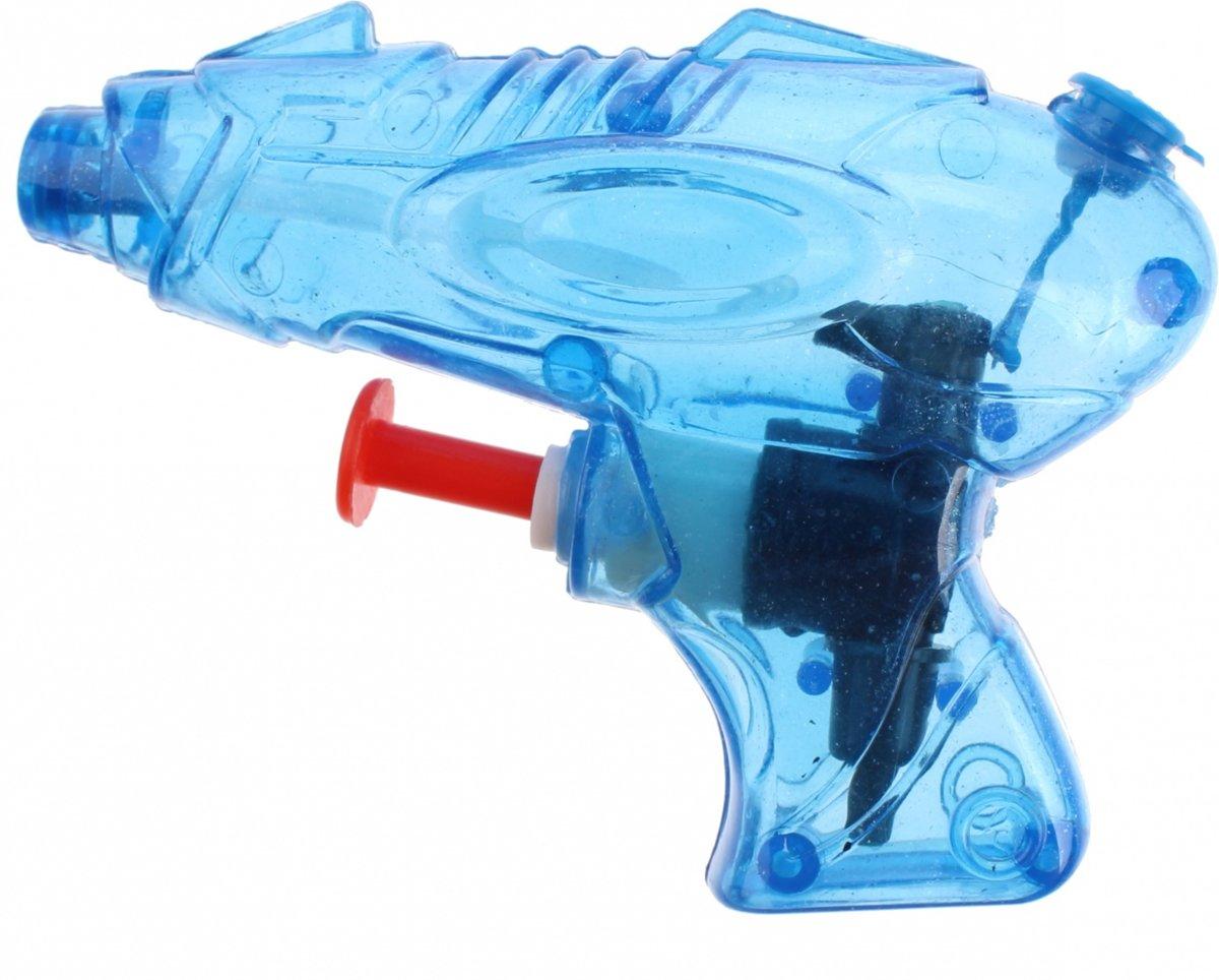 Jonotoys Waterpistool 9 Cm Blauw