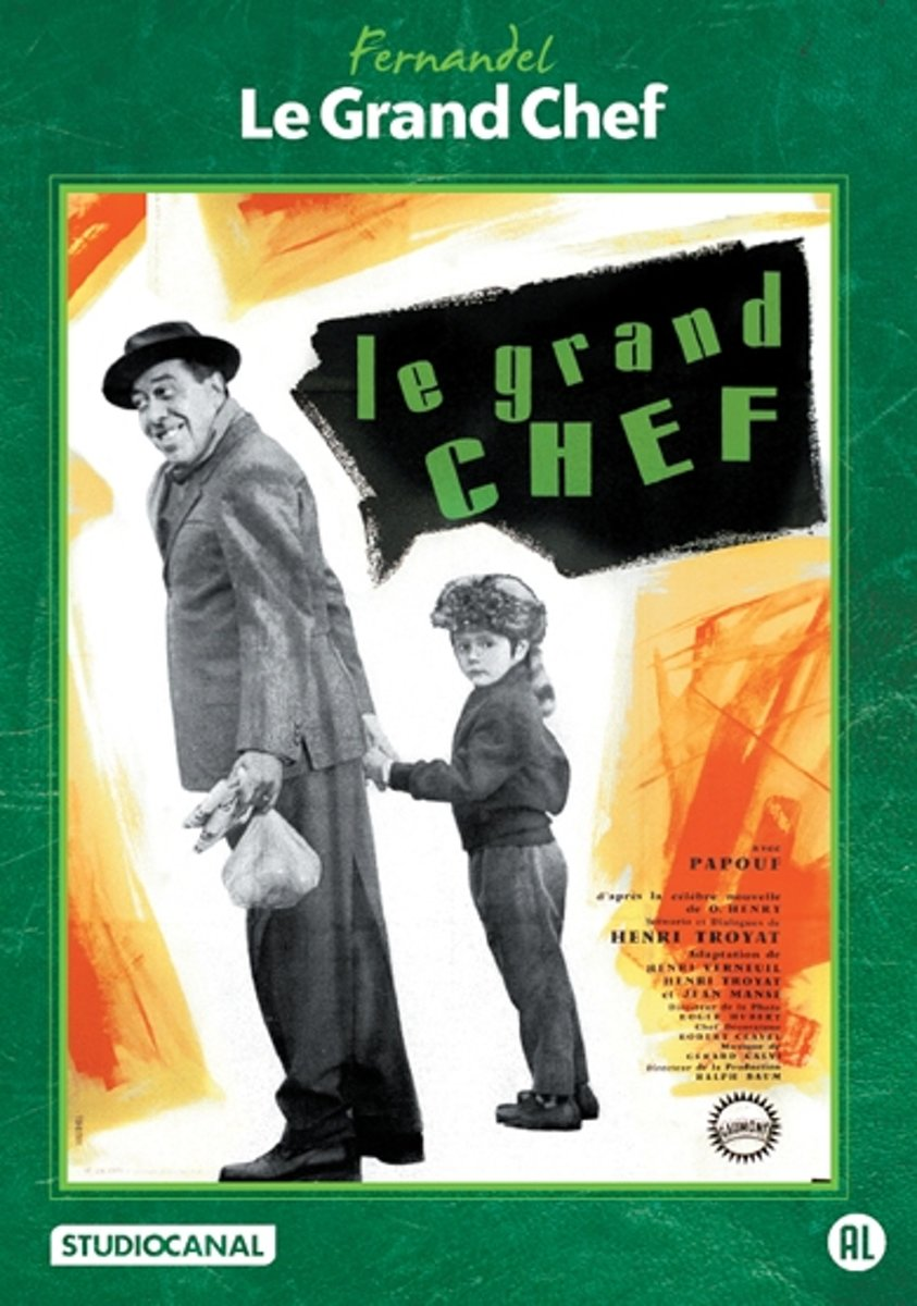Bol Com Le Grand Chef Dvd Papouf Dvd S