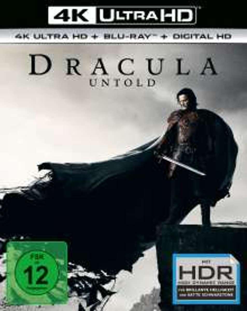 Dracula Untold (Ultra HD Blu-ray & Blu-ray)-