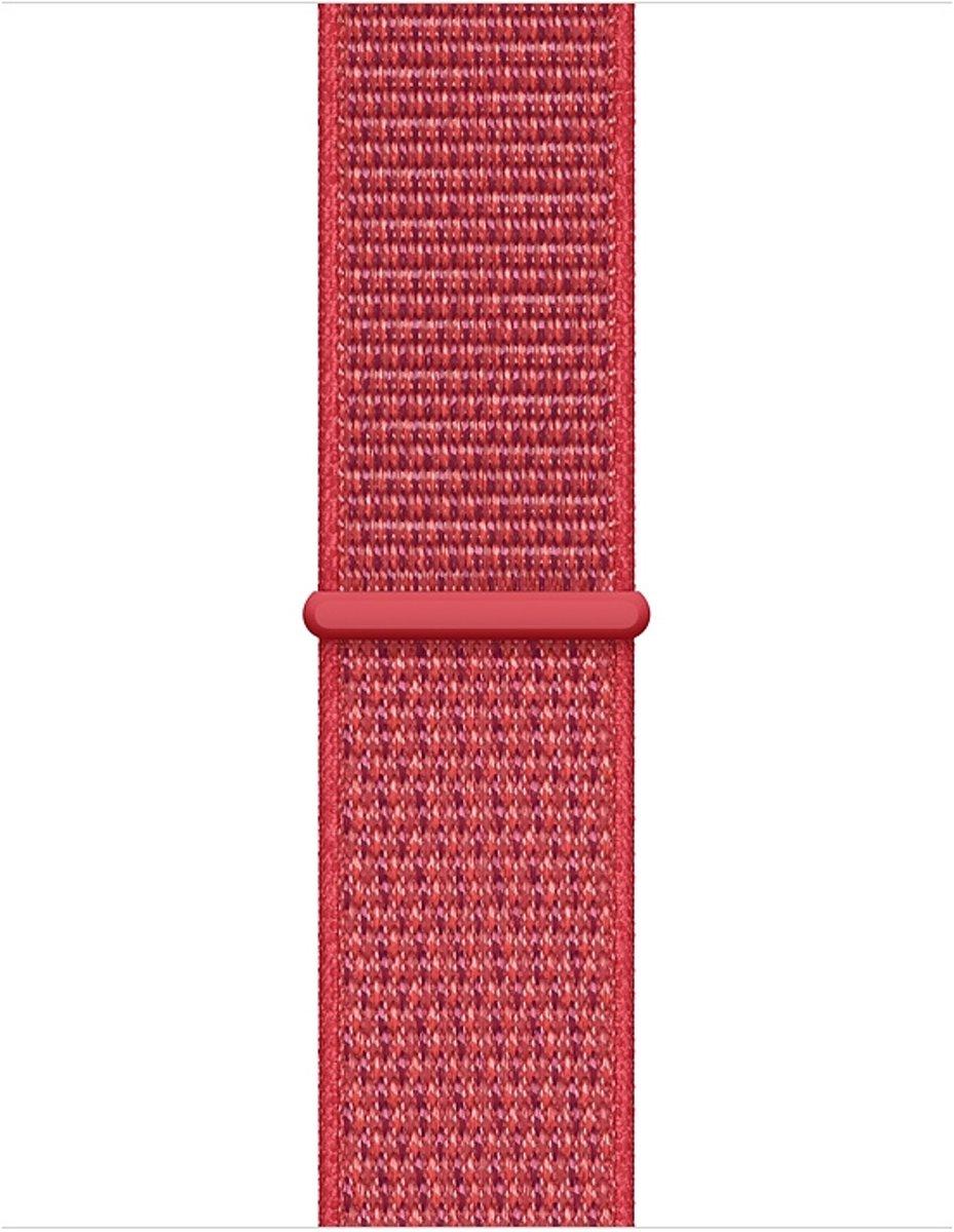 Apple Geweven sportbandje - (PRODUCT)RED (40 mm) kopen