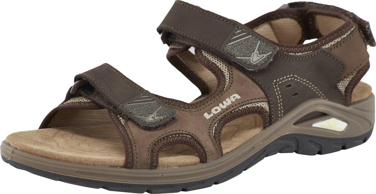 | Lowa Urbano sandalen Heren grijsbruin Maat 40