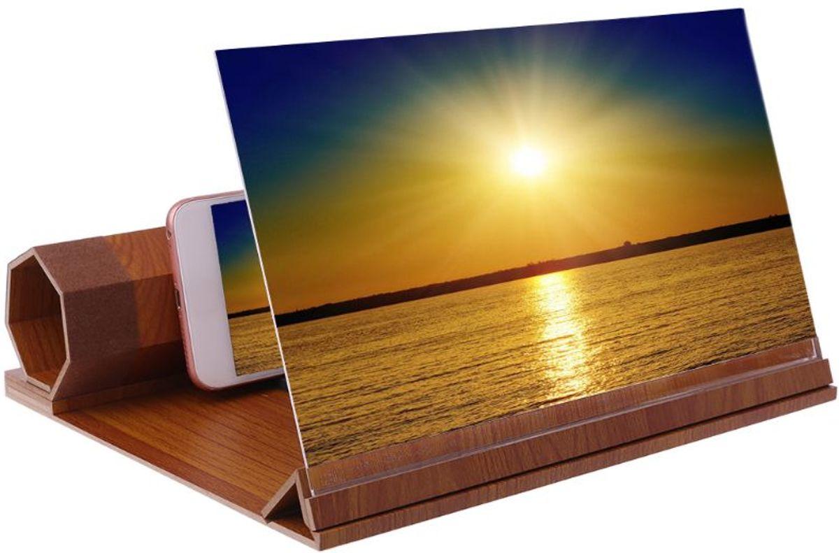 Vergrootglas voor smartphone - lichtbruin - geschikt voor elk type smartphone kopen