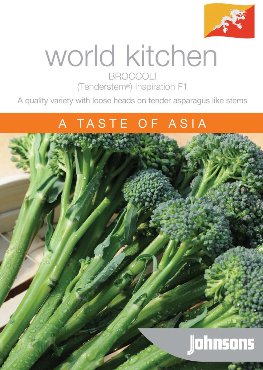 World Kitchen - Broccoli Green Inspiration F1