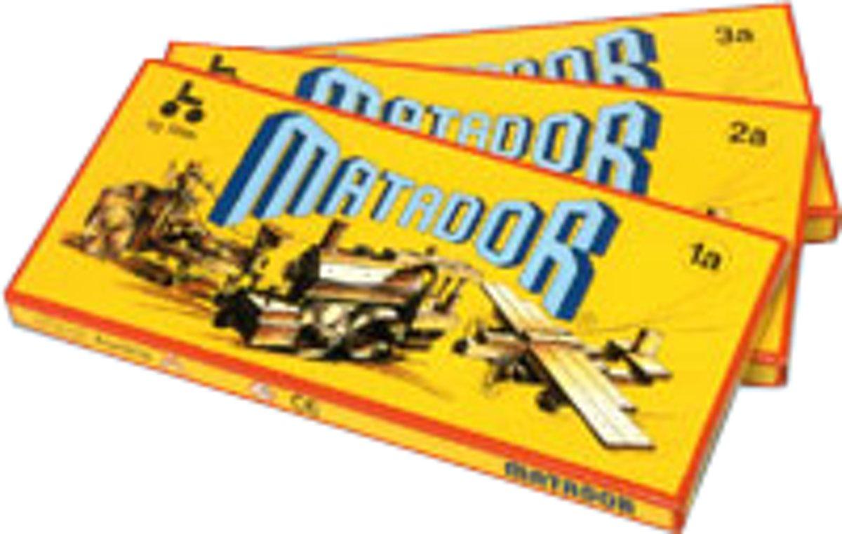 Matador Classic aanvullende kit 2a 200 delig