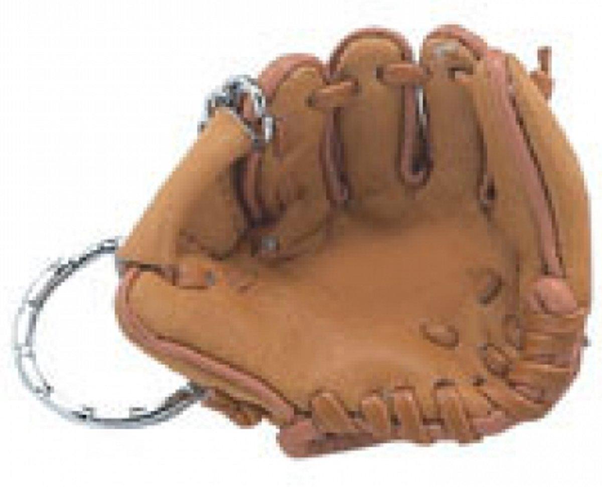 Honkbal Sleutelhanger: Handschoen