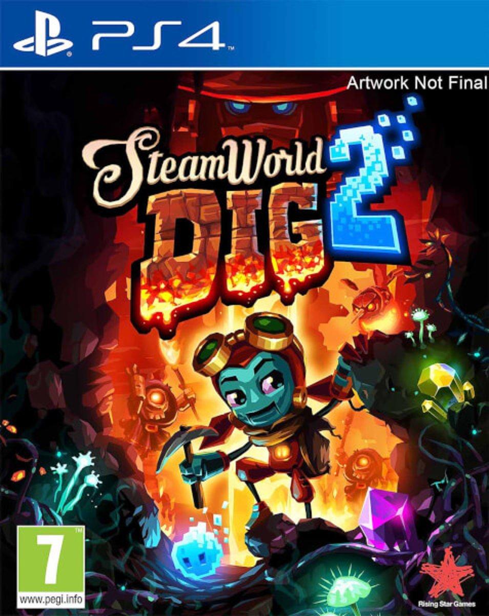 Steamworld Dig 2 PlayStation 4