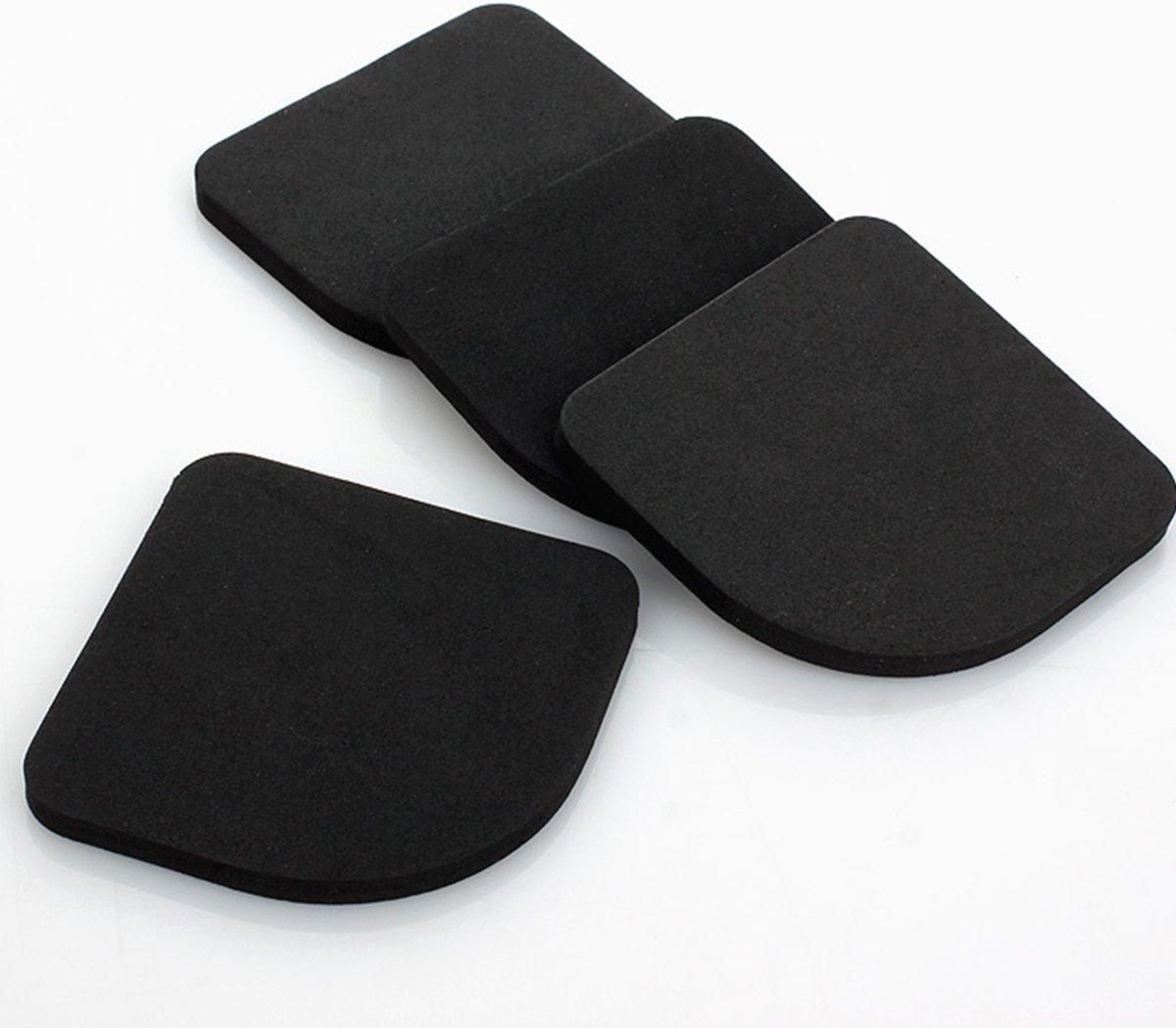 Hiden | Wasmachine Pads - Dempers | 8 stuks kopen
