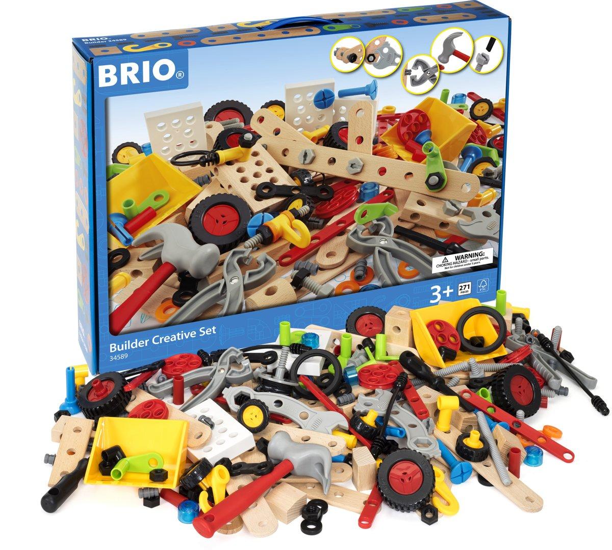 BRIO Builder- creatief - 34589
