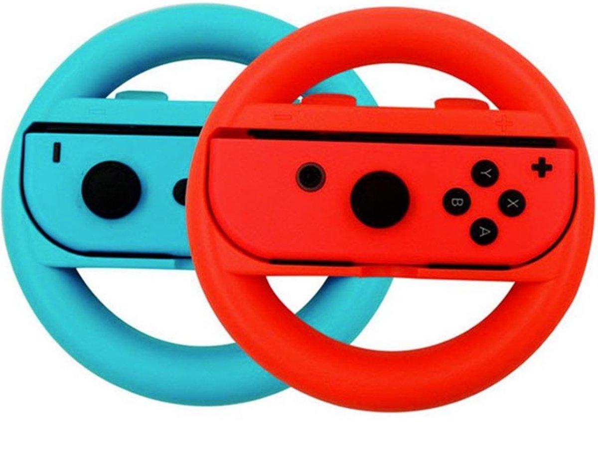 2 stuk Joy-Con Stuurwiel stuurset voor Nintendo Switch kopen