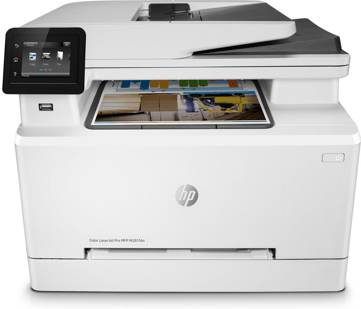 HP Color LaserJet Pro M281fdn Laser 21 ppm 600 x 600 DPI A4 kopen