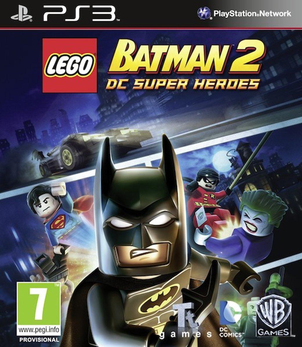 LEGO Batman 2, DC Superheroes  PS3 kopen
