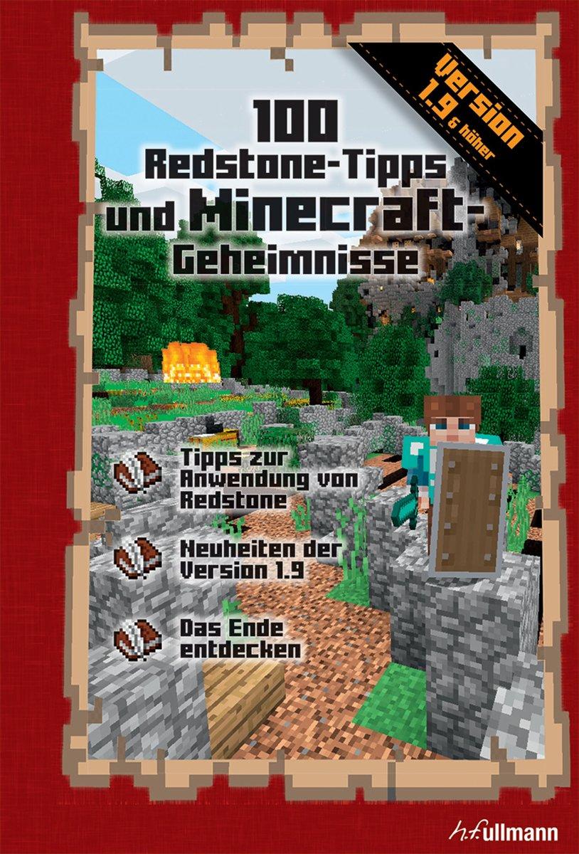 bol.com | 100 Redstone Tipps und Minecraft Geheimnisse (ebook ...