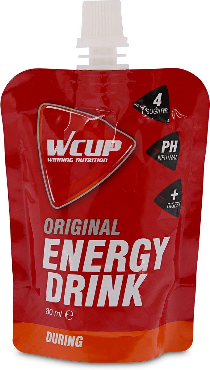 Wcup Energy Drink Original 6 x 80ml kopen