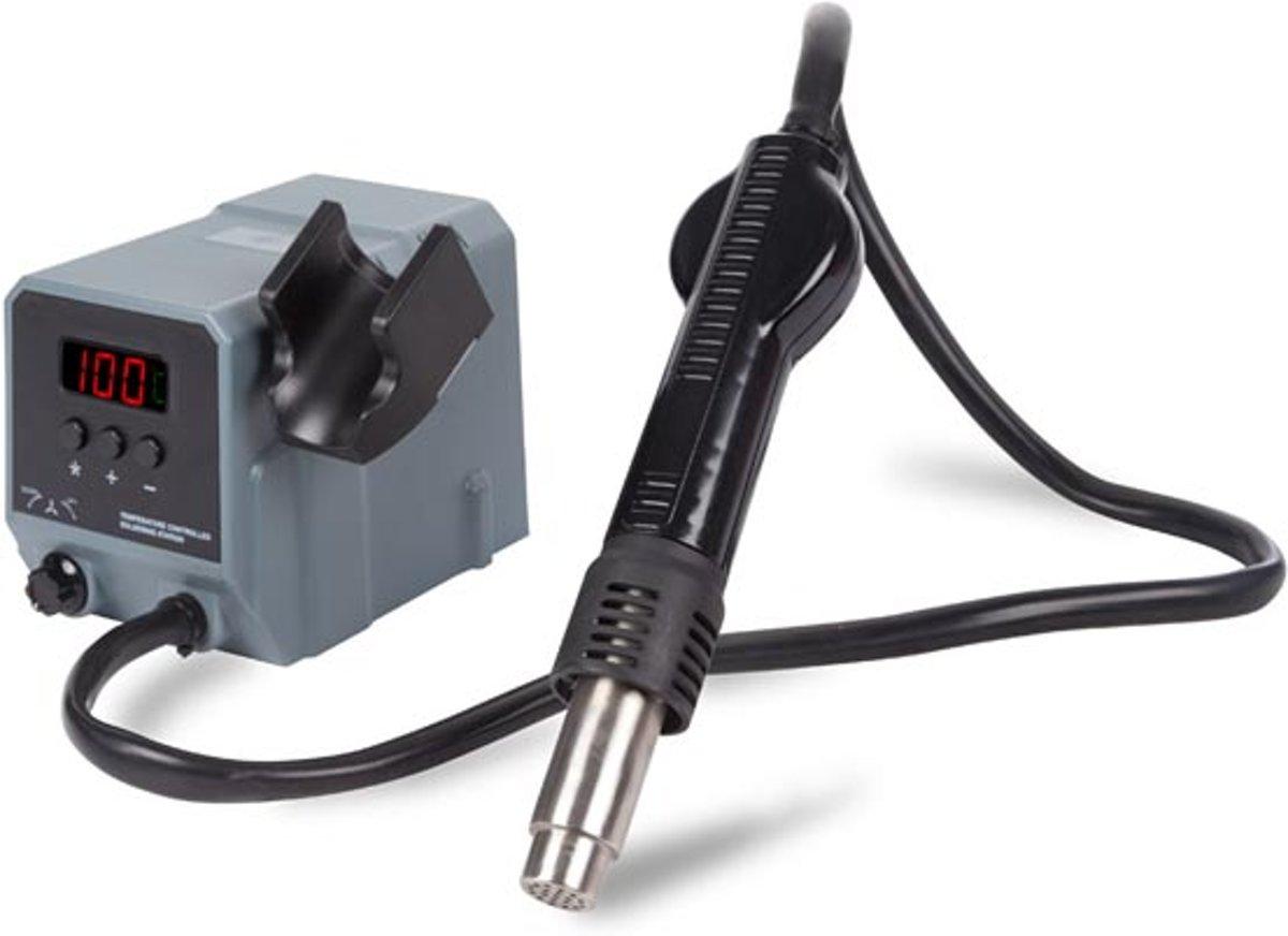 Velleman VTSS210 SMD soldeerstation - voor SMD-componenten kopen