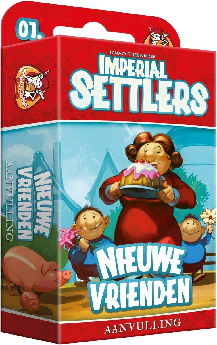 Imperial Settlers: Nieuwe Vrienden