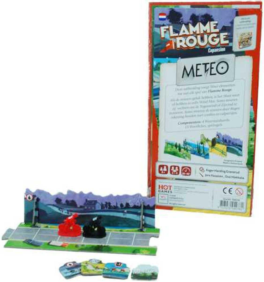 Flamme Rouge Meteo