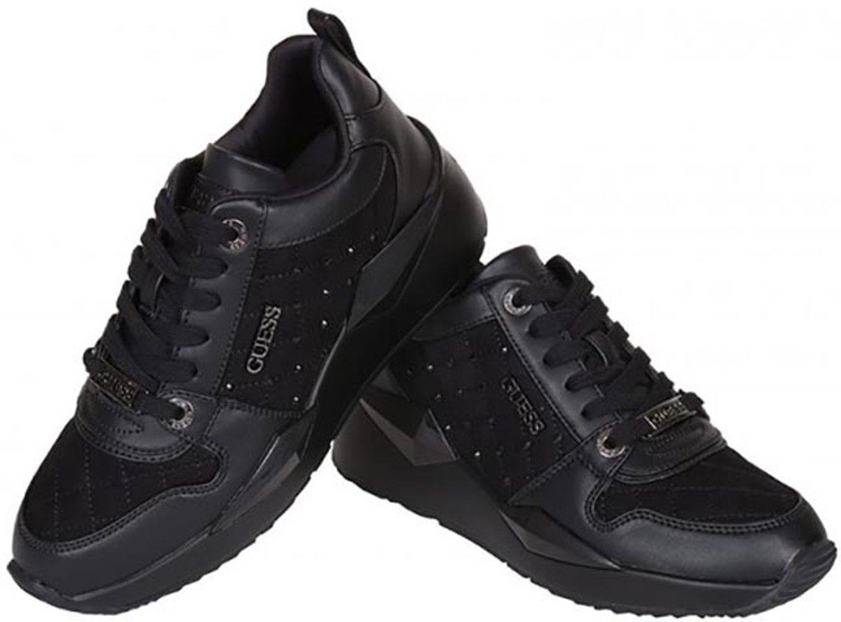 GUESS TALLYAACTIVE LADY Dames Sneakers Zwart Maat 38