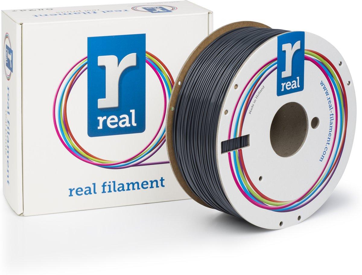 REAL Filament ABS grijs 1.75mm (1kg)
