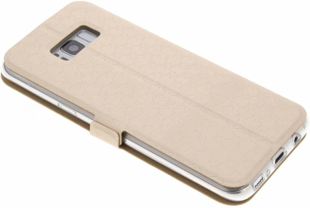 Boîtier En Or Rhodos Pour Samsung Galaxy S8 T4r3aV