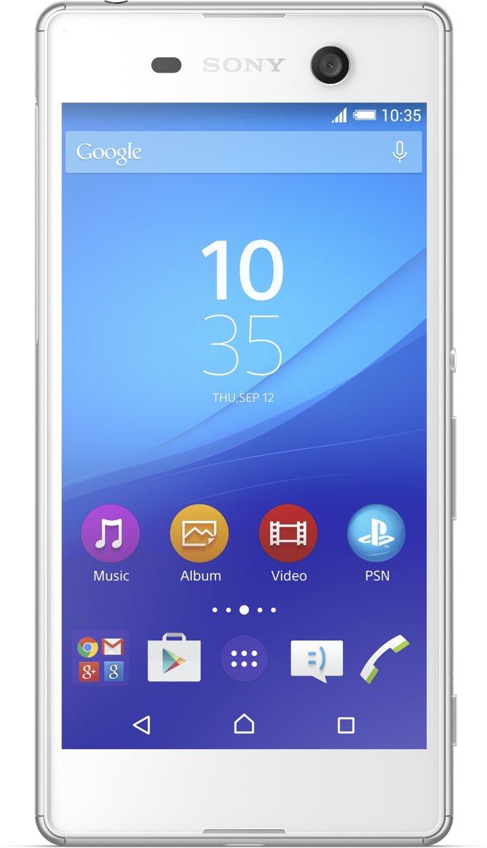 Sony Xperia M5 - 16GB - Wit kopen
