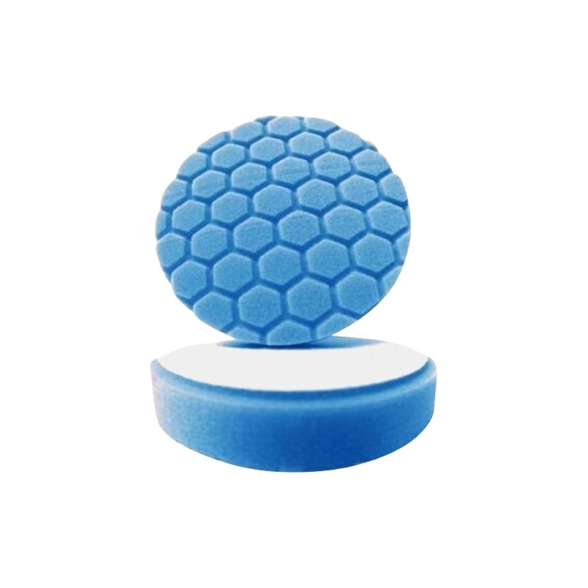 Hex-logic Polijstpad Voor Machine 140 Mm Soft Blauw kopen