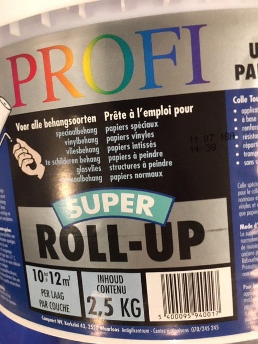 Profi roll up 2.5kg kopen