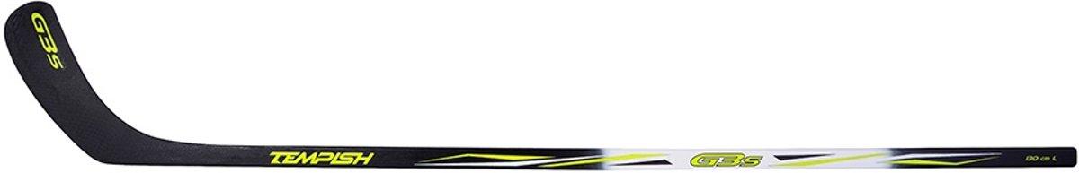 Tempish IJshockeystick G3s Zwart/Wit/Groen 130cm Rechts