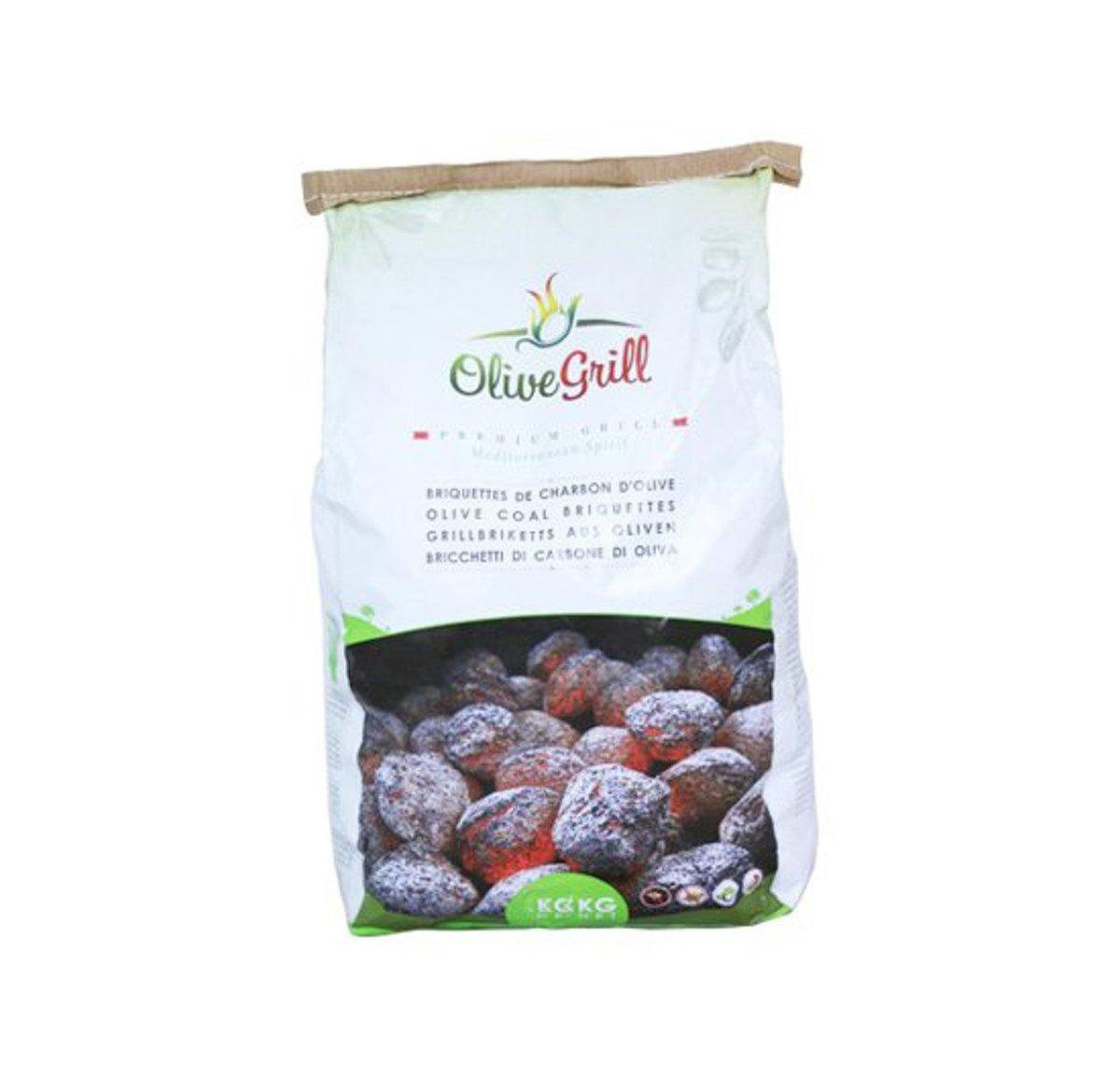 Olive Grill - BBQ Briketten 10kg kopen