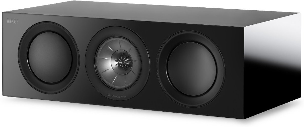 KEF R2c Center Speaker Black kopen