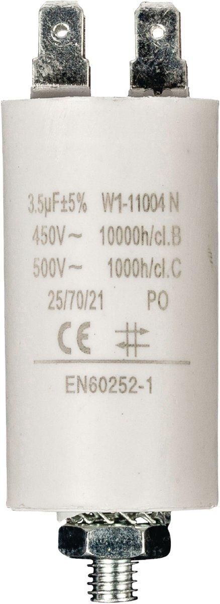 Fixapart W1-11004N Condensator 3.5 uf / 450 V + Aarde kopen
