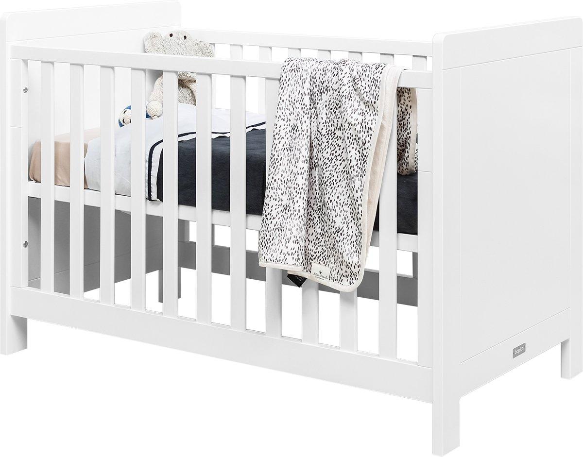 Babykamer Daphne Stijlen : Bol.com bopita tess bed 60 x 120 cm wit