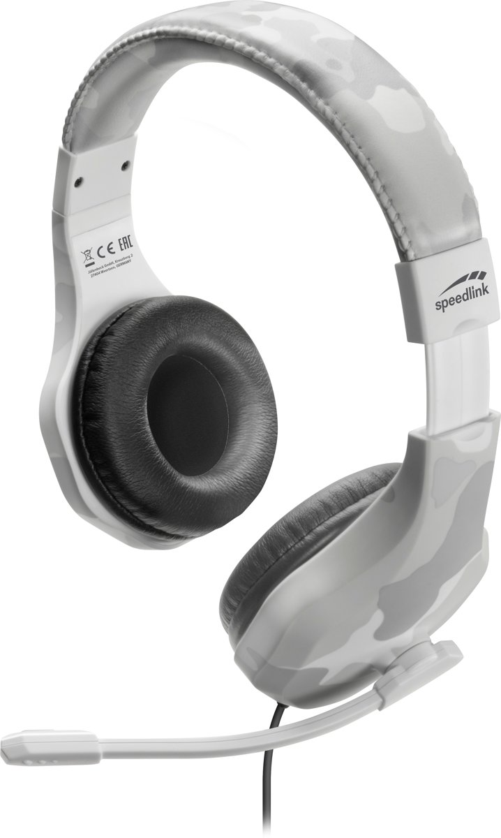 Speedlink Raidor - Stereo Gaming Headset - PS4 - Wit kopen