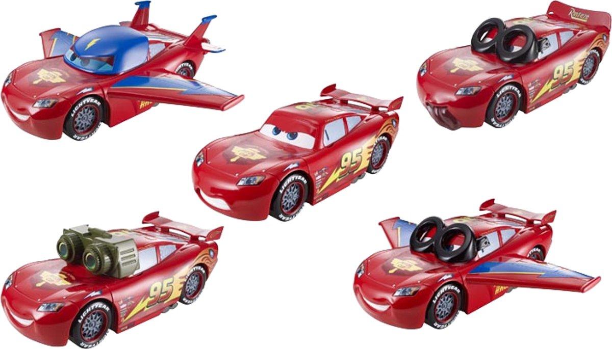 Bol Com Disney Cars Gear Up Bliksem Mcqueen Mattel Speelgoed