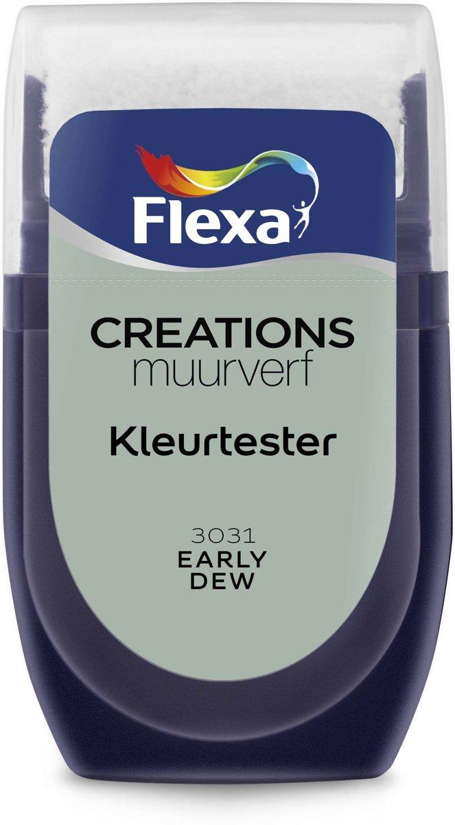 Flexa Creations - Muurverf Tester - Early Dew 30 - ml kopen