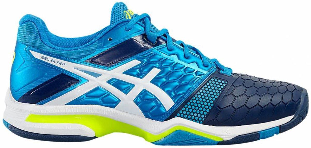 | Asics Gel Blast 7 blauw handbalschoenen heren