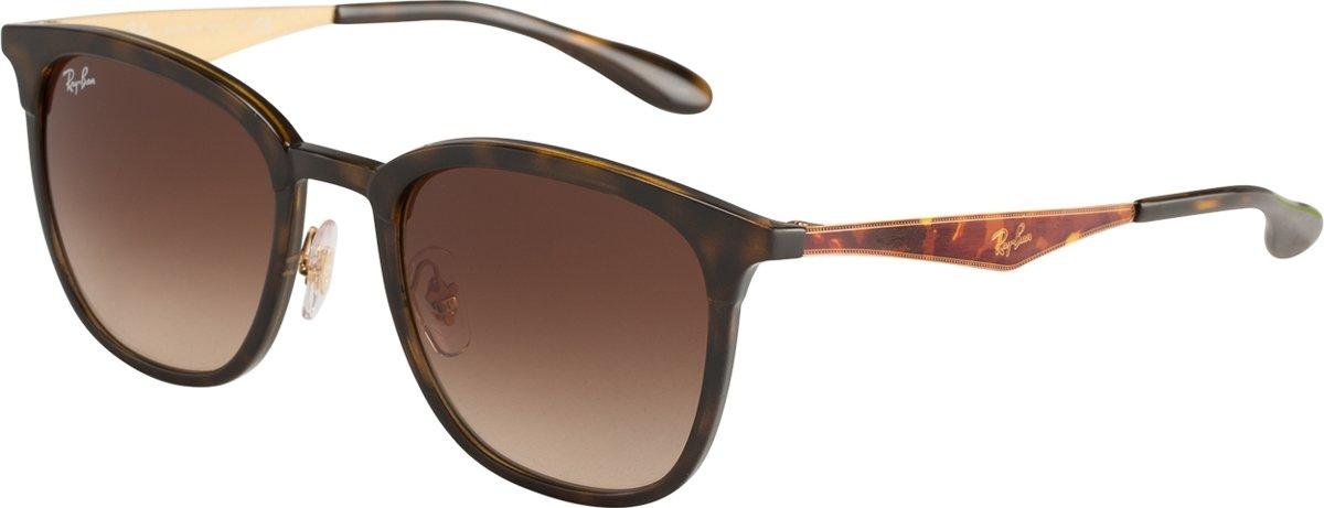 Ray-Ban RB4278 628313 - zonnebril - Tortoise-Goud / Bruin Gradiënt - 51mm kopen