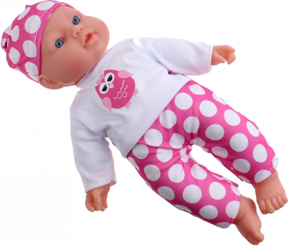 My Little Baby Babypop Met Geluiden Met 41 Cm