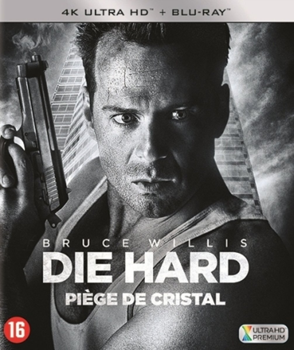 Die Hard - 30th Anniversary (4K Ultra HD Blu-ray + Blu-ray)-