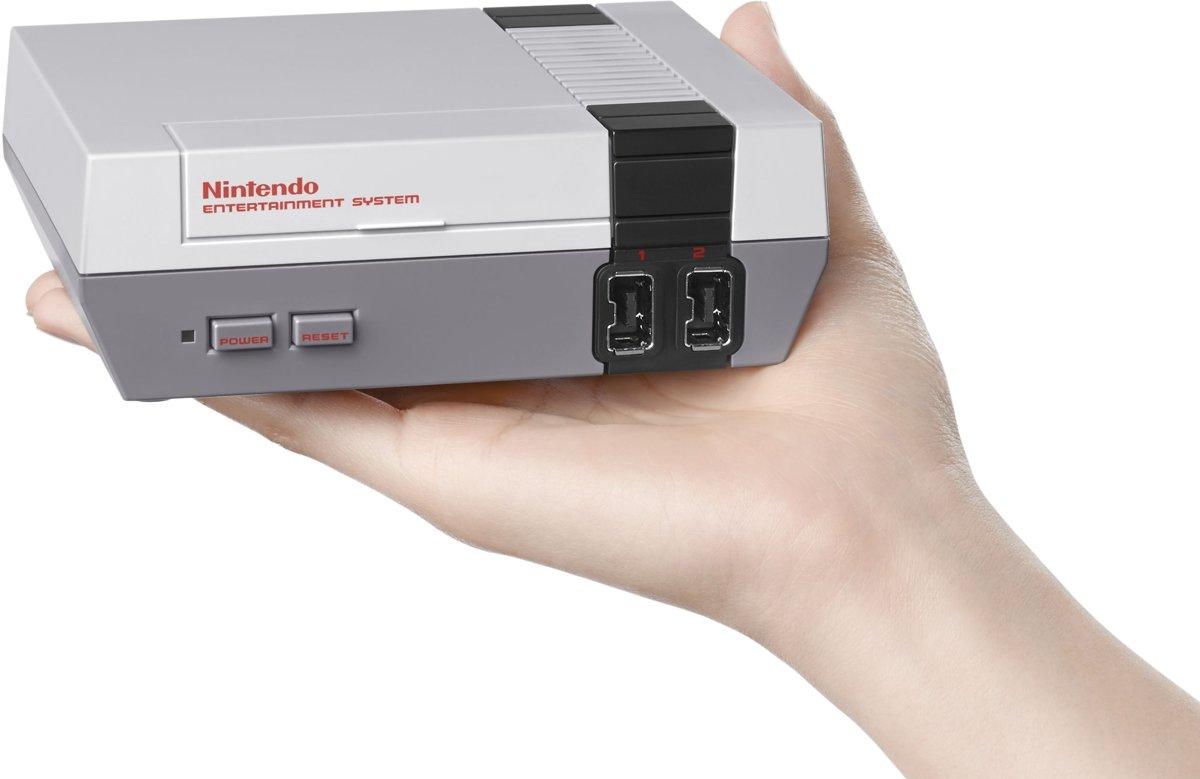 Nintendo Classic Mini NES voor €69,99