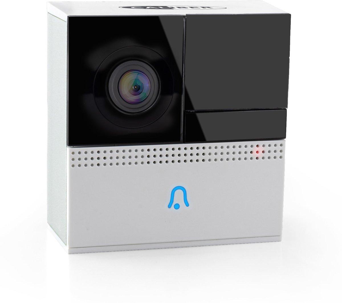 Caliber Smart Home | HWC501 | Deurbel met camera | Géén bridge nodig kopen