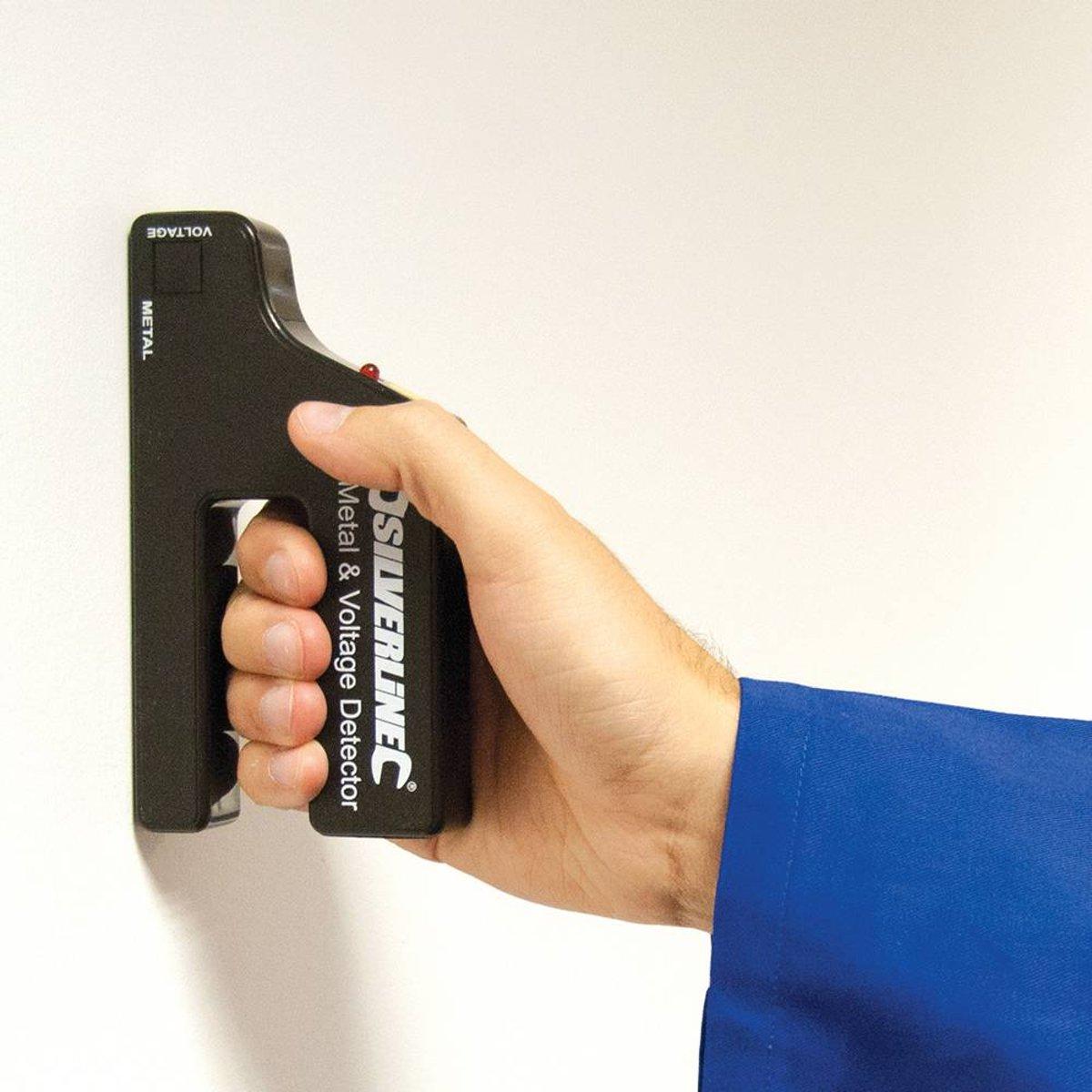 Metaal En Spanning Detector (1 X 9 V (Pp3)) kopen