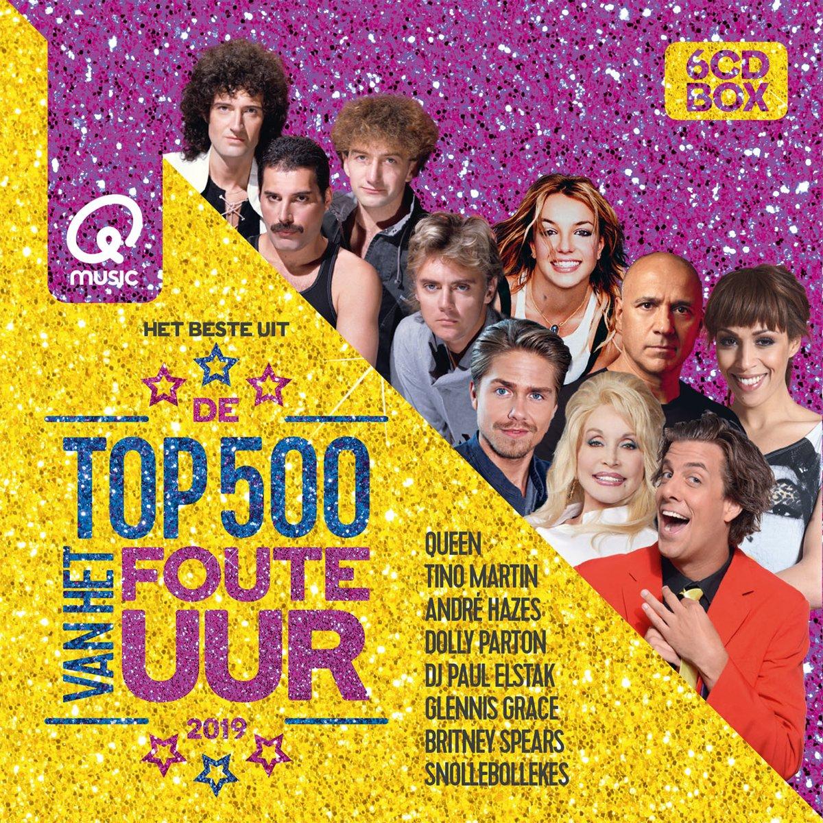 Qmusic Top 500 Van Het Foute Uur - 2019 - Various
